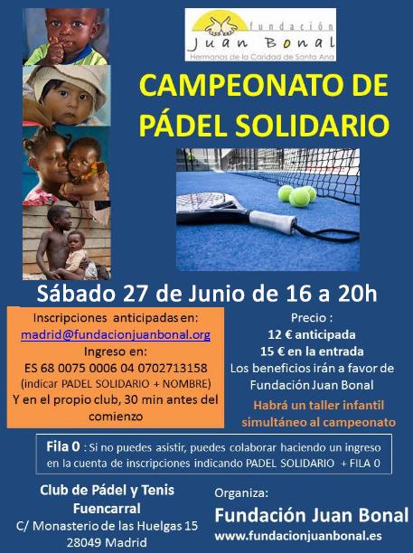Campeonato Pádel