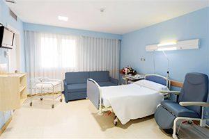 Habitaciones Maternidad