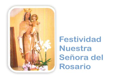festividad rosario