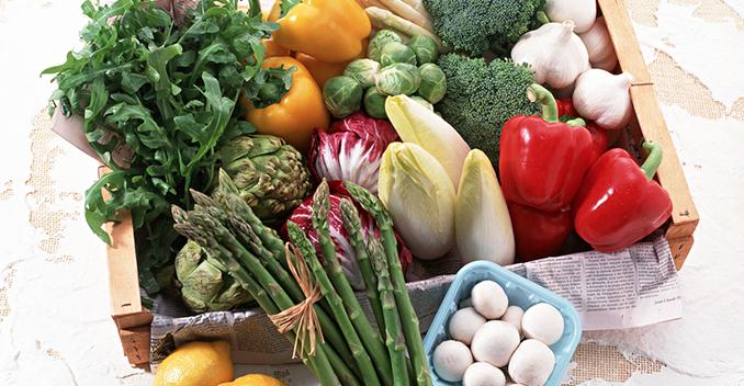 Las vitaminas y los minerales en el embarazo