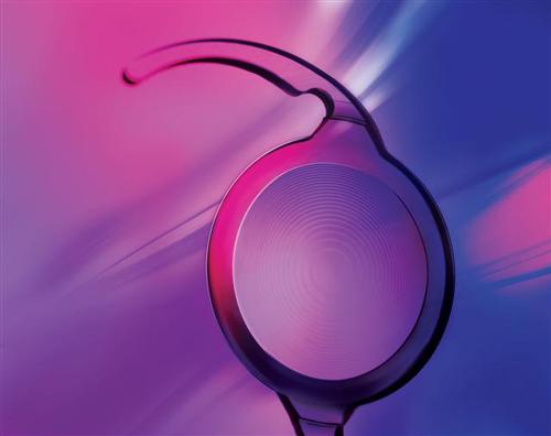 lente multifocal