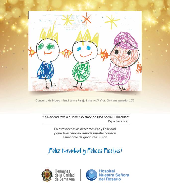 Ideas De Dibujos De Navidad.Mas De 90 Ninos Se Presentan Al Tradicional Concurso De