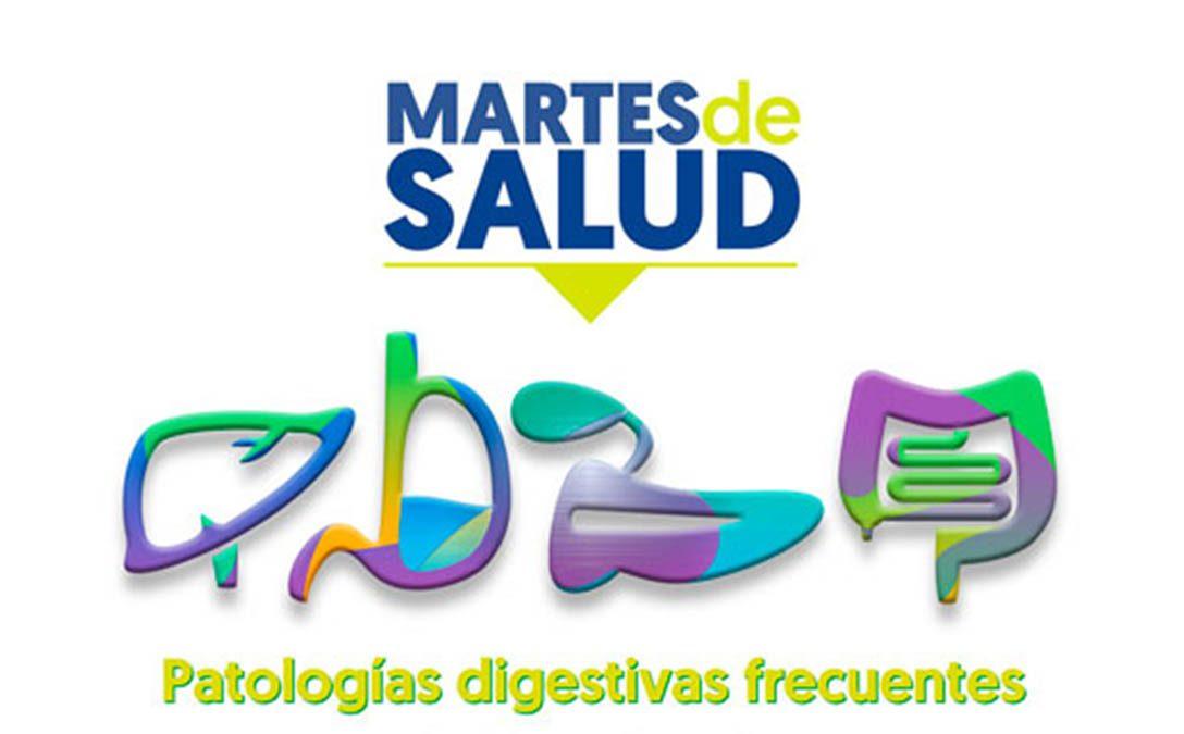 Martes de Saud, patologías digestivas