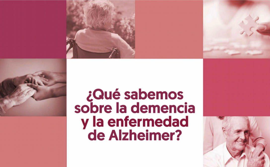 Cartel demencia
