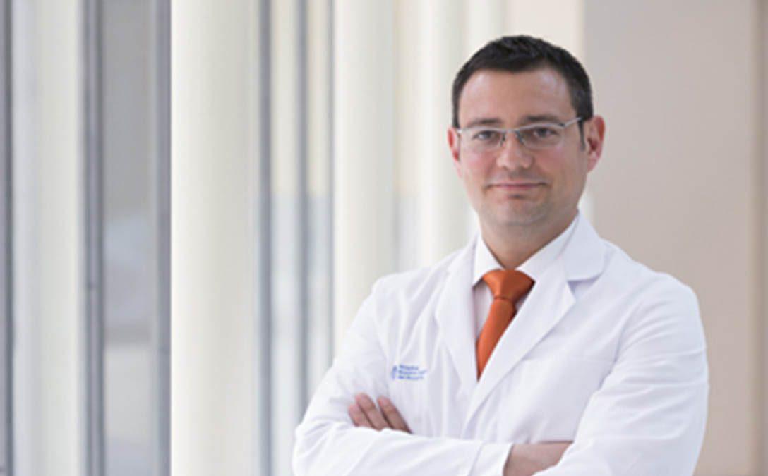 dr Javier Ortega