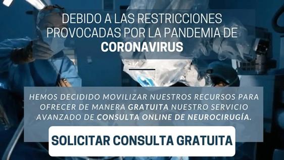 neurocirugia videoconsulta