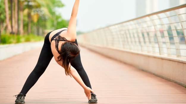 ejercicio fisico post