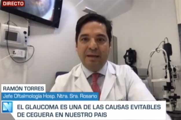 Hospital Rosario glaucoma