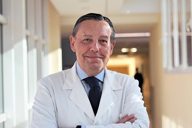 Dr Santiago Tamames