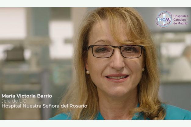 Maria Victoria Barrio noticia