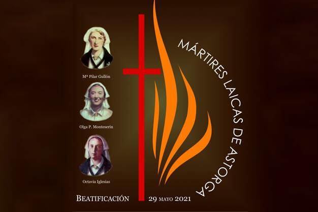 Beatificacion enfermeras martires de Astorga