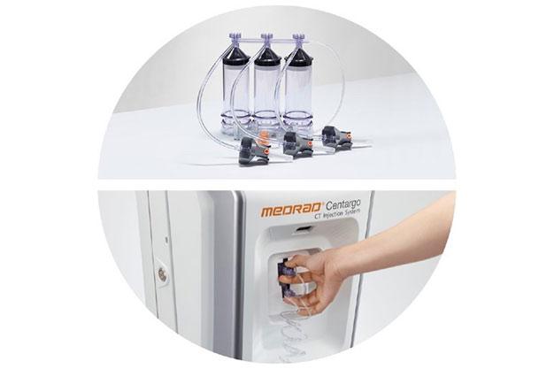 Inyector Medrad Centargo Bayer