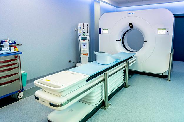 TAC hospital del Rosario